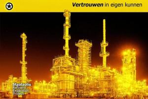 Staatsolie raffinaderij2